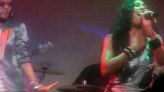 "Melanie Fiona - ""You Stop My Heart"" @ SOB"