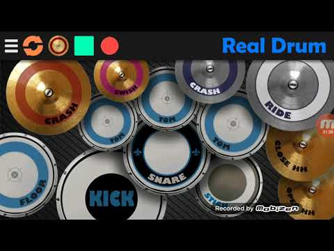 2dsd drum cover (real drum)