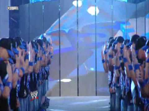John Cena Wrestlemania 25 Entrance HQ