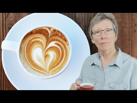 Ask Gail: How To Make A Latte