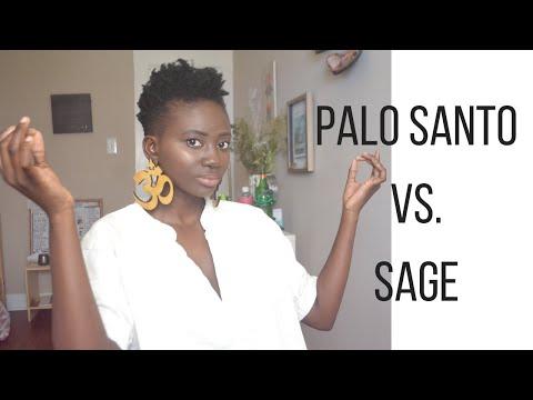 PALO SANTO vs SAGE