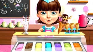 Play Sweet Baby Girl Summer Fun 2 - Play Fun BBQ, Ocean Clean Up, Horse Care Games For Girls