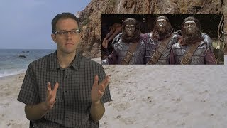 Planet of the Apes (1968) Movie Review