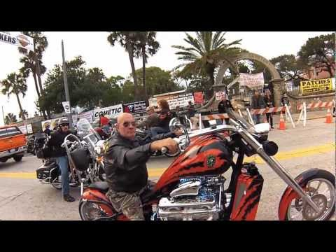 2013 Daytona bike week part1