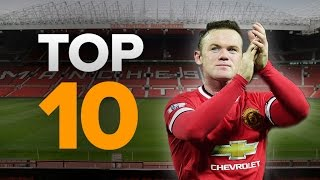 Top 10 Moments that Made... Manchester United