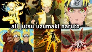 Game Naruto mugen untuk android||all jutsu uzumaki naruto