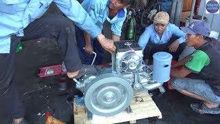 Máy d24 khui thùng chạy thử/ cách thử máy trước khi mua/Chinese machine
