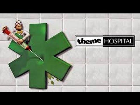 NOSTALGIAWARE - THEME HOSPITAL - JUGUEMOS A LOS MÉDICOS!