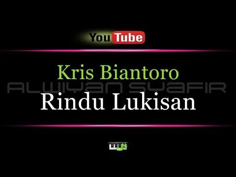Karaoke Kris Biantoro - Rindu Lukisan