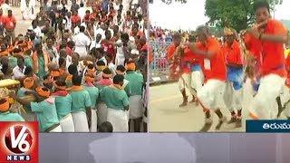 Tirumala Brahmotsavam: Devotees Throng Tirumala Temple