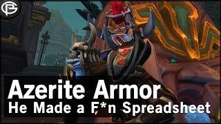 Azerite Armor - Good or Bad?