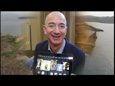 Jeff Bezos: 'Galapagos, Five Stars. Kidney Stones, Zero Stars'