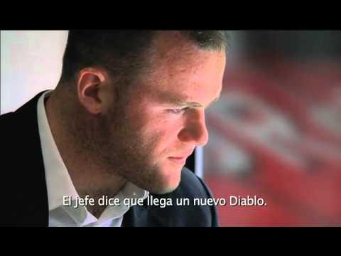 Wayne Rooney advert