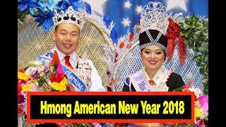 Hmong American New Year 2018
