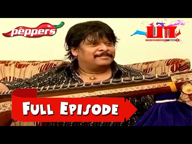 Veena exponent Rahjesh Vaidhya | Paa | The Musical Journey