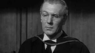 A Scene From The Browning Version (1951) - The Crock Apologizes