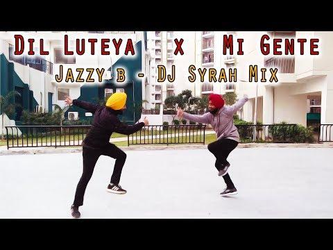 BHANGRA | Dil Luteya | Jazzy B | DJ Syrah | Mi Gente Mix | Apache Indian | URBAN FOLKS thumbnail