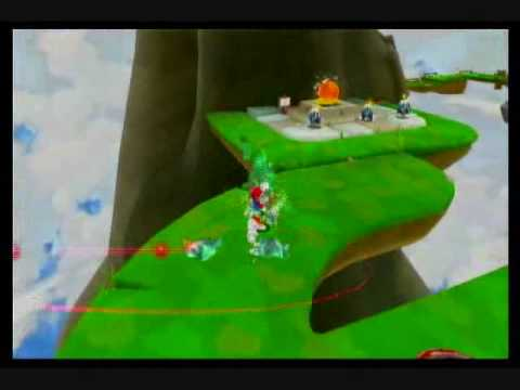 red mario galaxy stars - photo #49