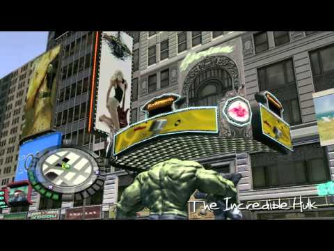 A video game tour of NYC