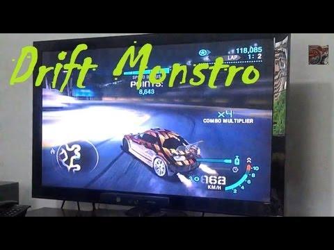 Drift Monstro Com Um Carro Loco Nas Mãos De Um Mlk Zica