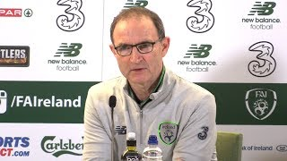 Ireland 1-5 Denmark (Agg 1-5) - Martin O'Neill Full Post Match Press Conference