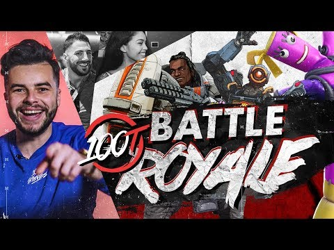 MEET OUR NEW APEX LEGENDS & FORTNITE ROSTER | THE FUTURE OF 100T BATTLE ROYALE