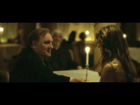 Viktor con Gerard Depardieu Elizabeth Hurley Scena di Oci Ciornie