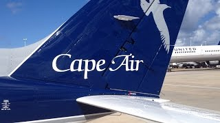 TJSJ Cape Air C402 Takeoff!