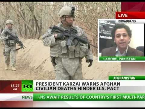 'US military, CIA out of control in Afghanistan'