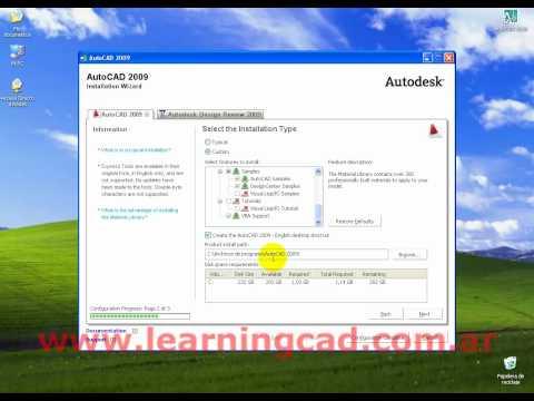 Видео урок AutoCAD 2010 3D моделирование 1.