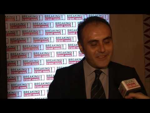 Tuncay Ozbakır, general manager, Concorde De Luxe Resort