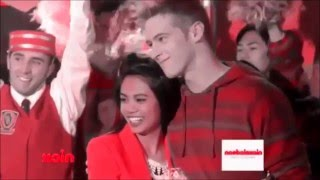 "Jaleb Season 2 ""Make It Pop"" Jodi and caleb - History Love"