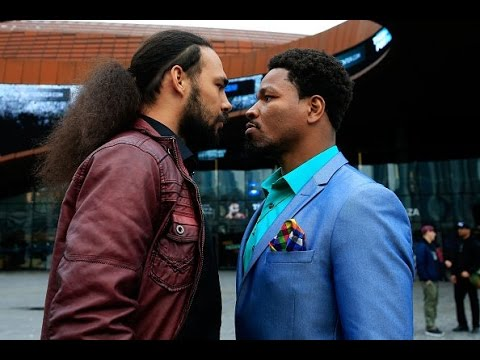 Keith Thurman Face-to-Face Shawn Porter; One Time Weight Gain *EGO WEIGHT WATCHERS*  (PBC)