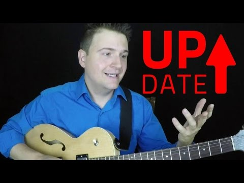 Jazz Guitar Improvisation: How To Solo On Ii-v-i Progression Lesson (easy Chords, Arpeggios, Scales)