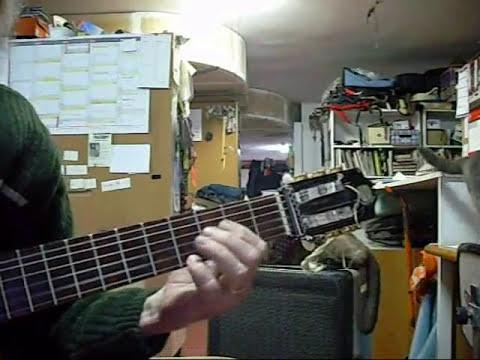 Ejercicios para guitarristas: