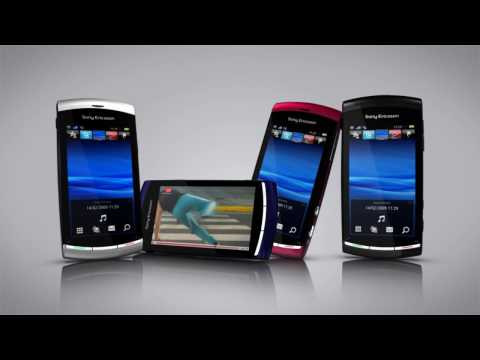 Catch life in brilliant HD with Sony Ericsson Vivaz™
