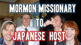 Mormon missionary to TOP JAPANESE HOST (Extended Interview)