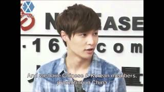 [Eng] 120413 EXO-M Netease Interview (pt 2/2)