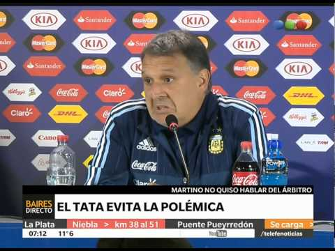 Se viene Argentina Paraguay - Telefe Noticias