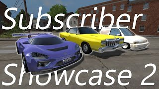 Driving 68 Cars Sent by Subscribers - (Automation + BeamNG)