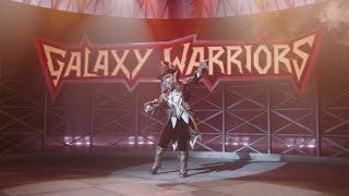 Galaxy Warriors!