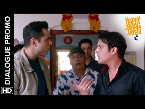 Jimmy Sheirgill Gets 'Finicky' Over His Cards! | Happy Bhag Jayegi | Dialogue Promo