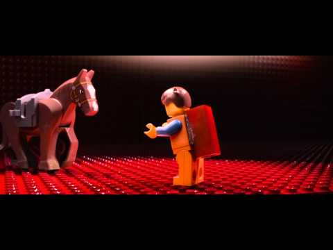 THE LEGO MOVIE - Happy Chinese New Year from Emmet! - Official Warner Bros.