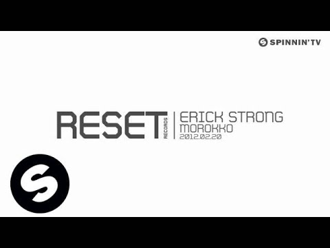 Erick Strong - Morokko [Exclusive Preview]