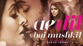 Ae Dil Hai Mushkil 2016 Full Movie - Aishwarya Rai, Ranbir Kapoor, Anushka download link srk