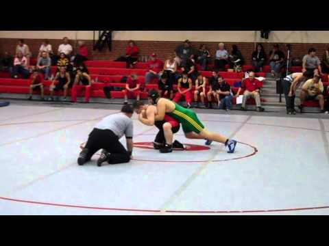 Eastern Alamance High School vs. Graham High School Wrestling Tournament November 23, 2013