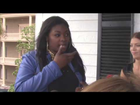 American Idol Candice Glover's Hometown Interview