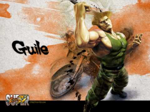Super Street Fighter IV - Theme of Guile