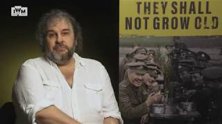 Peter Jackson on They Shall Not Grow Old