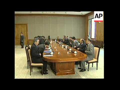 President of Pakistan visits South Korea